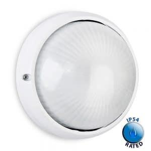 MiniSun-Trentham-Die-Cast-Aluminium-40W-IP54-Bulkhead-White-18184-01