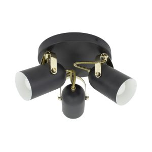 Round-Adjustable-Cano-Surface-Spotlights-in-Black-x3-FO-BN3XN-E14-01