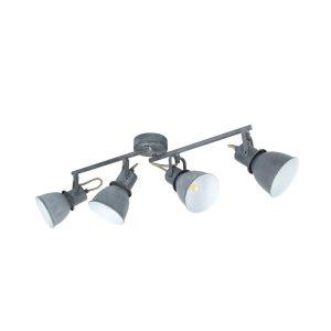Round-Adjustable-Emery-Surface-Spotlights-in-Grey-x4-FO-EM4XG-E14-01