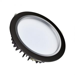Ledlam-Black-25W-SAMSUNG-LED-Downlight-120lm-W-LIFUD-DL-SMNG-25NG-01