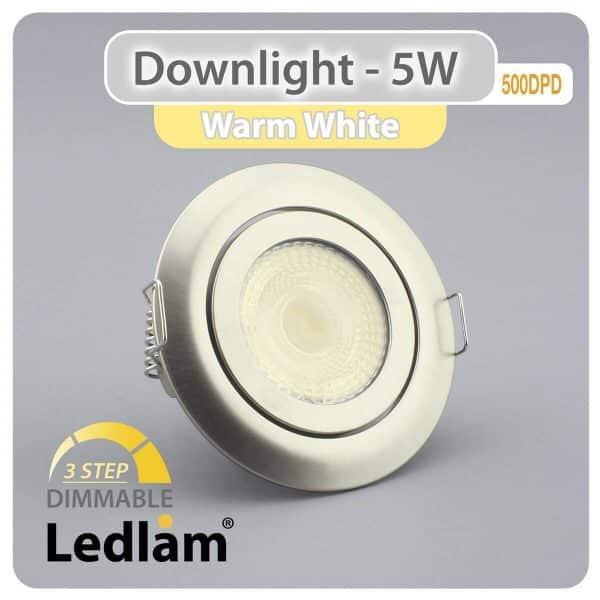 Ledlam-Ledlam-Downlight-LED-5W-Tilt-500DPD-3-STEP-Dimmable-brushed-steel-Variant-Warm-White-