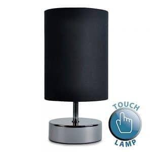 MiniSun-Malin-Touch-Table-Lamp-Black-Chrome-Black-TC-Shade-18936-01
