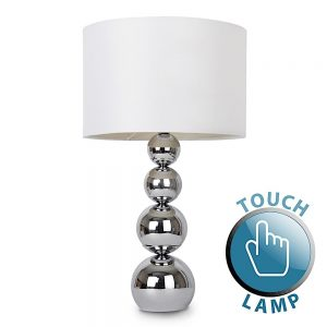 MiniSun-Maxi-Marissa-Chrome-Touch-Table-Lamp-White-Shade-18304-01