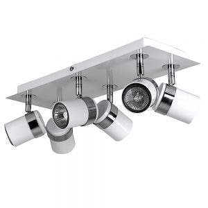 MiniSun-Rosie-White-Chrome-6-Way-Rectangular-Plate-Spotlight-20616-01