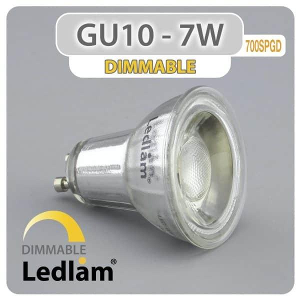 Ledlam-GU10-LED-Spot-Light-7W-700SPGD-dimmable-Additional