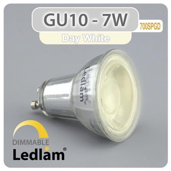 Ledlam-GU10-LED-Spot-Light-7W-700SPGD-dimmable-Variant-Day-White-30987