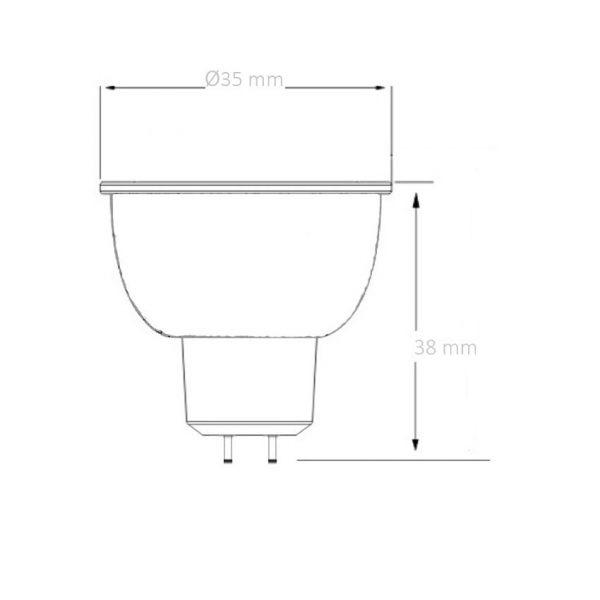 Ledlam-MR11-LED-Spot-Light-Bulb-Lamp-3W-GU5.3-12V-Dimensions