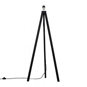 MiniSun-Barbro-Black-Wood-Tripod-Floor-Lamp-NO-SHADE-23367-01