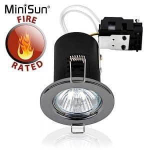 MiniSun-Fire-Rated-GU10-Downlight-Black-Chrome-NO-BULB-17072-01