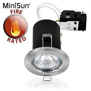 MiniSun-Fire-Rated-GU10-Downlight-Satin-Nickel-NO-BULB-17071-01