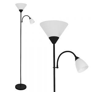 MiniSun-Mozz-Gloss-Black-Mother-Child-Floor-Lamp-19590-01