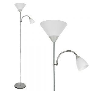 MiniSun-Mozz-Metallic-Silver-Mother-Child-Floor-Lamp-19591-01