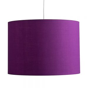 MiniSun-Rolla-KD-NE-Large-Pendant-Drum-Shade-Purple-19427-01