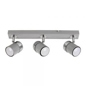 MiniSun-Rosie-3-Way-Straight-Bar-Spot-Light-Chrome-Grey-22246-01