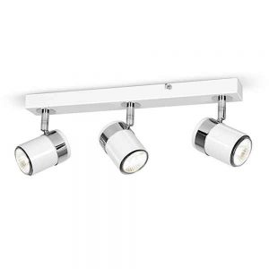 MiniSun-Rosie-3-Way-Straight-Bar-Spot-Light-White-16409-01