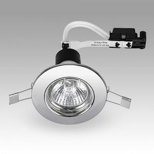 MiniSun-Steel-Fixed-GU10-Downlight-NO-BULB-Chrome-18174-01