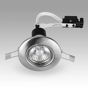 MiniSun-Steel-Fixed-GU10-Downlight-NO-BULB-Satin-Nickel-18175-01
