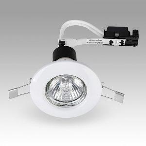 MiniSun-Steel-Fixed-GU10-Downlight-NO-BULB-White-18176-01
