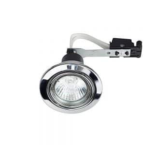 MiniSun-Steel-Tiltable-GU10-Downlight-NO-BULB-Chrome-19150-01
