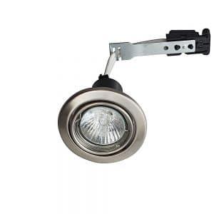MiniSun-Steel-Tiltable-GU10-Downlight-NO-BULB-Satin-Nickel-19151-01