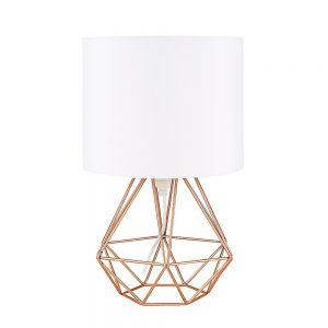 MiniSun-Angus-Geometric-Brushed-Copper-Base-Table-Lamp-White-Shade-22223-01