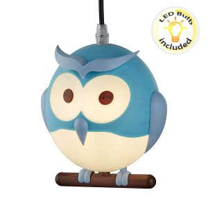 Searchlight-NOVELTY-CHILDRENS-OWL-PENDANT-BLUE-0113BL-01
